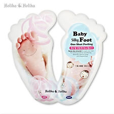 [HOLIKA HOLIKA]  Baby Silky Foot One Shot Peeling / Korea Cosmetics