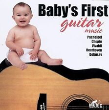 Baby's First Guitar Music CD