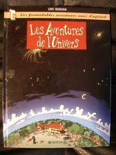 BD : LES AVENTURES DE L'UNIVERS (SANS LAPINOT) – LEWIS TRONDHEIM – DARGAUD 1997