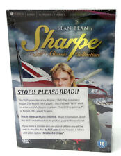 Sharpe Classic Collection DVD Boxed Set Region 2 New & Sealed Sean Bean