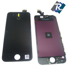 TOUCH SCREEN VETRO SCHERMO + LCD Display Assemblato PER iPhone 5 5G Nero