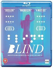 BLIND di Eskil Vogt BLURAY in Norvegese NEW .cp