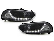 Scheinwerfer Alfa Romeo 156 LED TagfahrlichtOptik  Black / schwarz E.Prüfzeichen