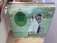 B.J Thomas Raindrops Keep Fallin' On My Head vinyl LP Scepter Records EX stereo