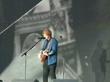 ED SHEERAN HI RES / HIGH QUALITY SUMMERTIME BALL 2014 PHOTOS ON DVD. STB