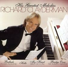 Richard Clayderman - His Greatest Melodies [New CD] Germany - Import