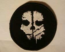 Patch Call of Duty ghost patch tonda colori personalizzati www.SOFTAIROUTLET.com