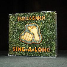 Schäfte Und Bigfoot - Sing A Long - musik cd EP