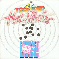 Trooper CD.. Hot Shots..GREATEST HITS..APRIL WINE,LOVERBOY