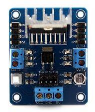 L298N Motor Driver Controller Board Module DC Stepper Motors 2 PORTS CHIP 178 A
