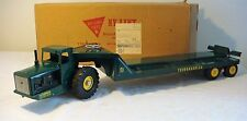 Nylint Pvt Label LeTourneau TOURNAHAULER Flatbed TT Truck Toy 50s SUPER RARE MIB