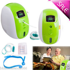 Portable Oxygen Concentrator Generator Home/Travel 40%-90% 1-5L/min Health DHL