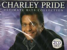 CHARLEY PRIDE - THE ULTIMATE HITS COLLECTION- 2CD  - Free postage UK