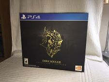 Dark Souls III: Collector's Edition (Sony PlayStation 4, 2016)