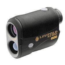 Leupold Range Finder RX-800i With DNA Engine,6-800 yards Black 115267