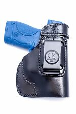S&W Smith & Wesson M&P Shield   Genuine Leather IWB Conceal Carry Gun Holster
