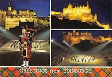 BR89213 greetings from edinburgh scottland types folklore costumes