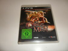 PlayStation 3 of orcos and Men