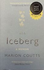 ICEBERG - MARION COUTTS HAND SIGNED BOOK  AUTOGRAPHED