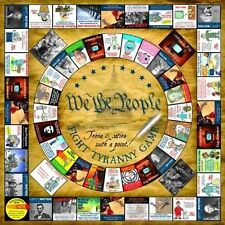 We The People Fight Tyranny Game NEW