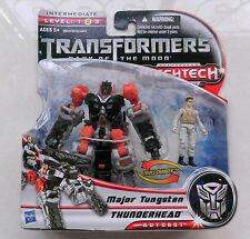 TRANSFORMERS DOTM MechTech Human Alliance - Major Tungsten + Thunderhead