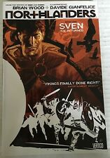 NORTHLANDERS: SVEN THE RETURNED BOOK ONE TPB BRIAN WOOD VERTIGO TP VOL. 1