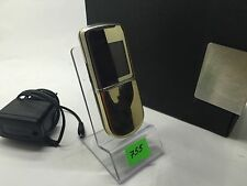 Nokia 8800 Sirocco Edition - Gold (Unlocked) Cellular Phone