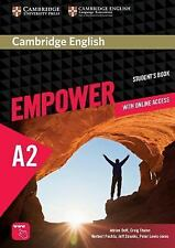 CAMBRIDGE ENGLISH EMPOWER ELEMENTARY STUDENT'S BOOK WITH ONLINE ASSESSMENT...