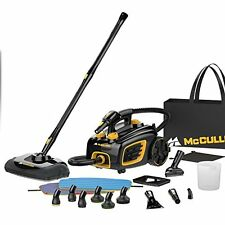 BEST McCulloch MC1375 Canister Steam System Carpet Cleaner Deep Clean Vacuum