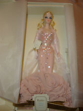 BARBIE Gold Label FASHION MODEL COLLECTION Mermaid Gown SILKSTONE NRFB doll