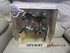 McFARLANE SPAWN SERIES 22:THE DARK AGES THE BLOODAXE & THUNDERHOOF BOX SET..NEW