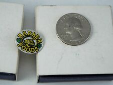 BARBER FOODS PIN
