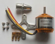 A2212 KV1400 Brushless Outrunner Motor For Multicopter RC Aircraft new in packet