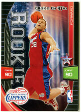 2009-10 Panini Adrenalyn XL BLAKE GRIFFIN Rookie Clippers RC MINT Lob City!