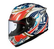 NEW OGK KABUTO RT33 ACTIVE STAR WHITE M Medium  Full face Helmet Japanese Model