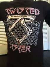 Rare Vtg 1984 Twisted Sister Hungry Tour Shirt Sz S Rock Heavy Glam Metal Dokken
