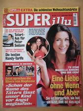 SUPER ILLU 50 - 7.12. 2006 Mariella Ahrens Tatort-Aus Peter Sodann Fall Stephani
