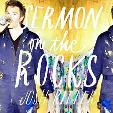 JOSH RITTER CD - SERMON ON THE ROCKS (2015) - NEW UNOPENED - ROCK