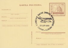 Poland postmark SWIDNIK - sport aviation airplane