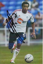 BOLTON WANDERERS HAND SIGNED TYRONE MEARS 6X4 PHOTO.