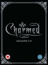 Charmed - Season 1-8 - Complete (DVD, 8-Disc Set, Box Set) NEW