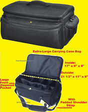 EXTRA LARGE SIZE PRO CARRYING CASE BAG  CAMERA NIKON D3100 D3200 D3000 D3300