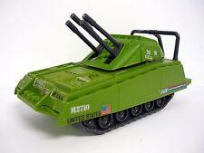 G.I. JOE ARMADILLO Vintage Action Figure Vehicle Tank COMPLETE 1985