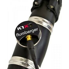 B, A, G clarinetto & sax PICK-UP rumberger k1x NUOVO!!!