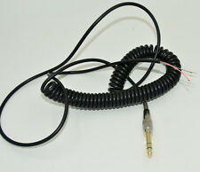 Replacement Cable Cord Plug For Audio technica ath-M50 M30 M35 M40 SX1 headphone