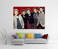1D One Direction Midnight Memories GIANT WALL ART photo imprimé Poster