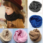 New Kids Baby Girls Boys Soft Linen Warm Scarf Scarves Solid Color Shawl Hot