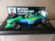 Minichamps 1:43 Michael Schumacher Jordan Ford 191 F1 race car 1991 MSC Nr. 29