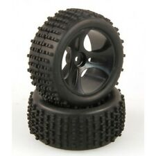 HLNA0043 Helion R/C Car Spares Animus TR Wheels & Tyres, Left & Right 8mm Hex