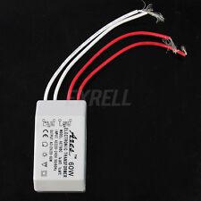 AC-AC DRIVER TRASFORMATORE Alimentazione 220-240V a 12V 60W per Luce LED Alogena